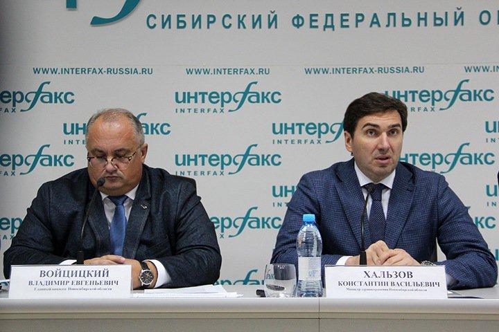 Онкоцентр в Новосибирске начнут строить в 2020 году