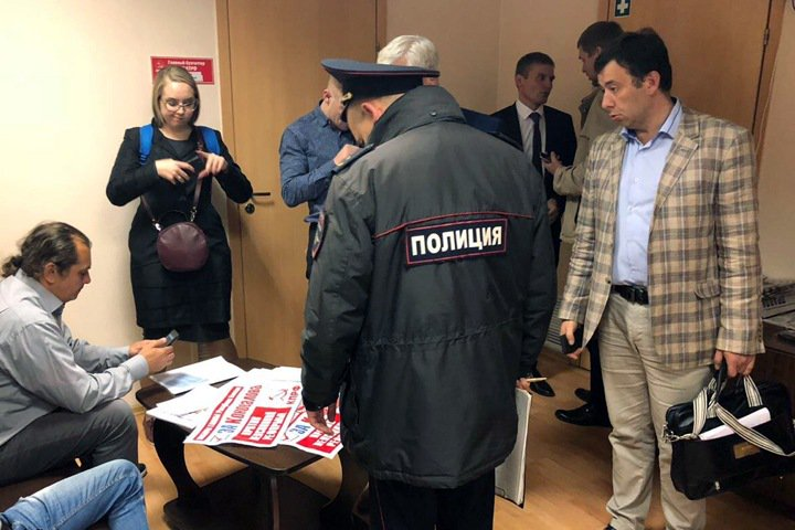 Самая грязная избирательная кампания Сибири