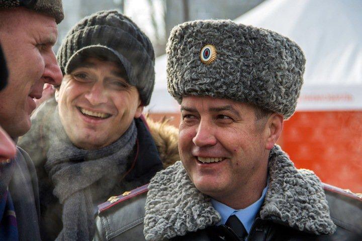 Штельмах не пришел на суд против новосибирского МВД
