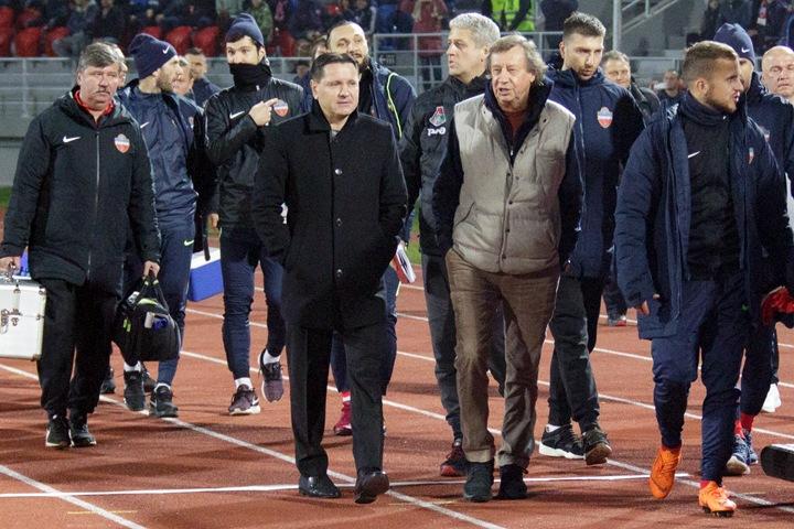 Тренер ФК «Енисей» рассказал о фальсификации протокола за вождение в нетрезвом виде