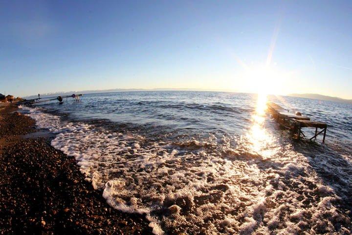 Иркутской ГЭС увеличили сбросы после роста уровня воды в Байкале