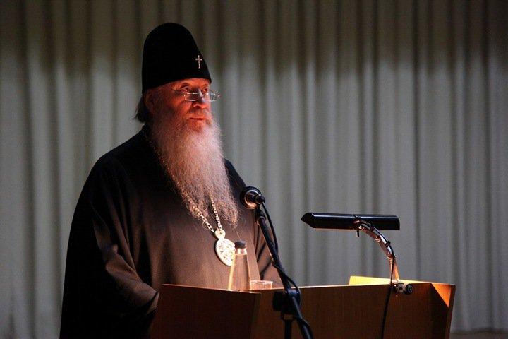 Новосибирский митрополит назвал «духовное пространство» профессиональной сферой ФСБ