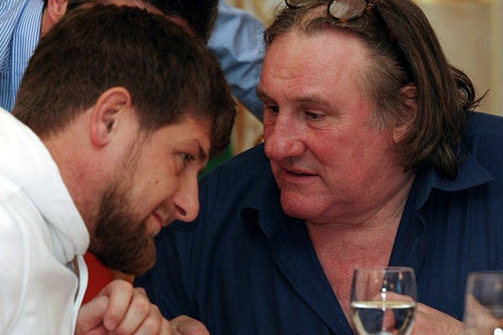 Actor Gerard Depardieu will become a resident of Novosibirsk