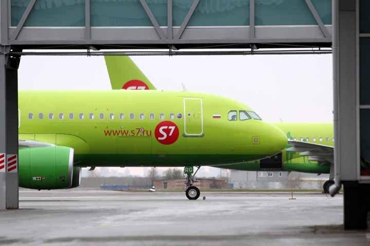 Авиакомпания  S7 сменит свое название