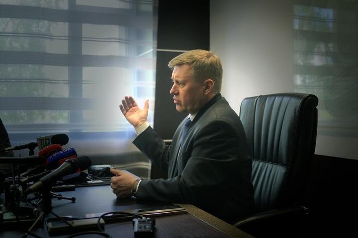 Локоть не пошел на выборы губернатора из-за «конкретных реалий»