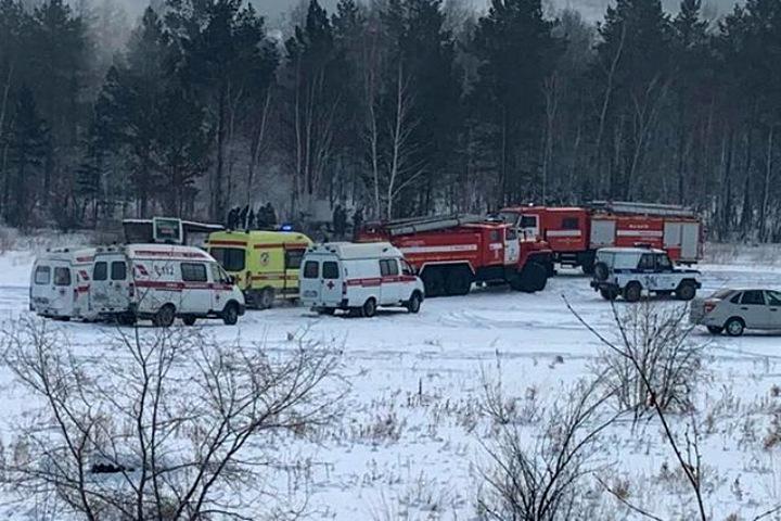 Четверо погибли при крушении вертолета известного в Бурятии мецената