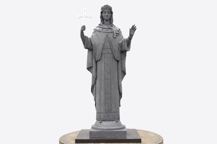 Власти решили вырубить кемеровский лес для гигантской скульптуры Святой Варвары