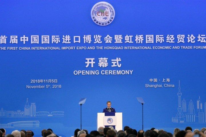 Медведев прокомментировал вывоз сибирского леса в Китай