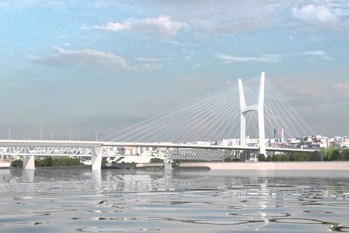 Медведев дал Новосибирску 400 млн на четвертый мост