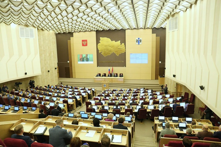 Бюджет Новосибирской области устроил всех депутатов
