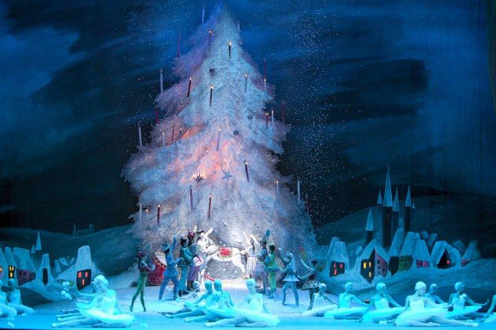 Прямую трансляцию «Щелкунчика» из Большого театра впервые покажут в Новосибирске