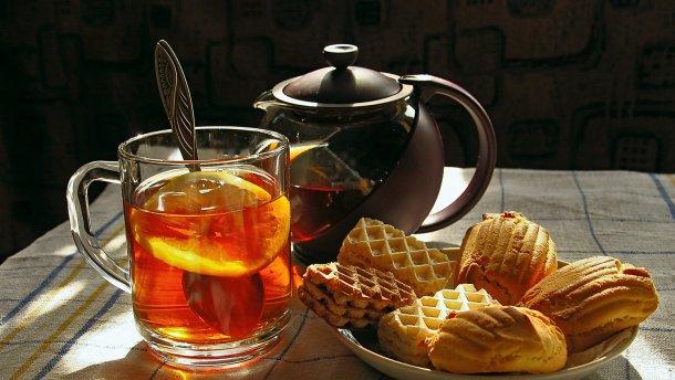 Польза от черного чая