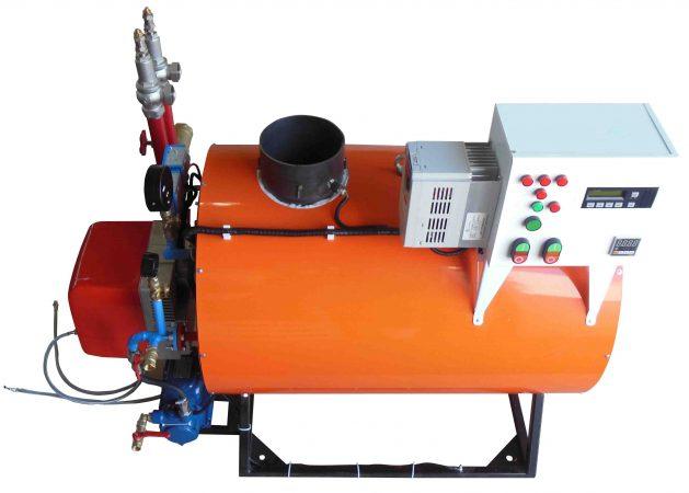Большой выбор газовых парогенераторов