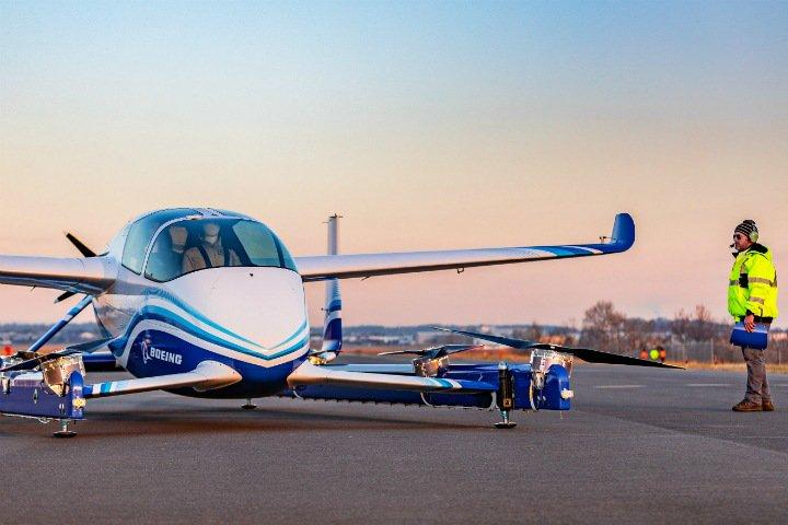 Летающее такси от Boeing решит сразу несколько российских проблем. Кроме главной