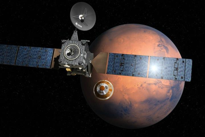 Победа Маска, история Красной планеты и отряд космонавтов для Луны. Что произошло в космосе в 2018 году