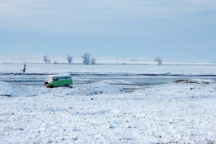 Сорокоградусные морозы продержатся неделю в Новосибирске и Томске
