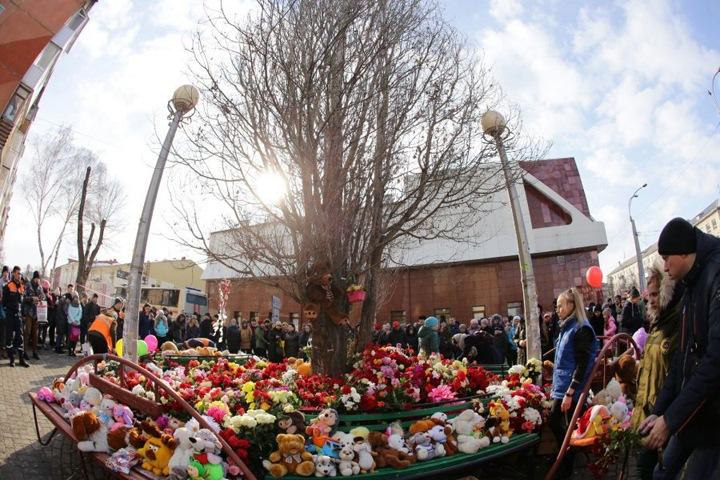 Красноярский театр готовит постановку о пожаре в «Зимней вишне»