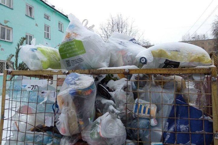 Красноярские власти «ошиблись» с тарифом на вывоз мусора для жителей правобережья