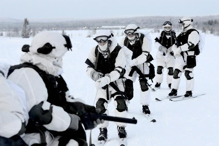 Российские ученые разработают идеальную экипировку для военных