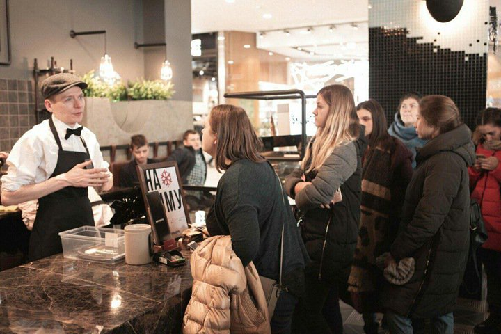 Омская сеть кофеен открылась в Новосибирске