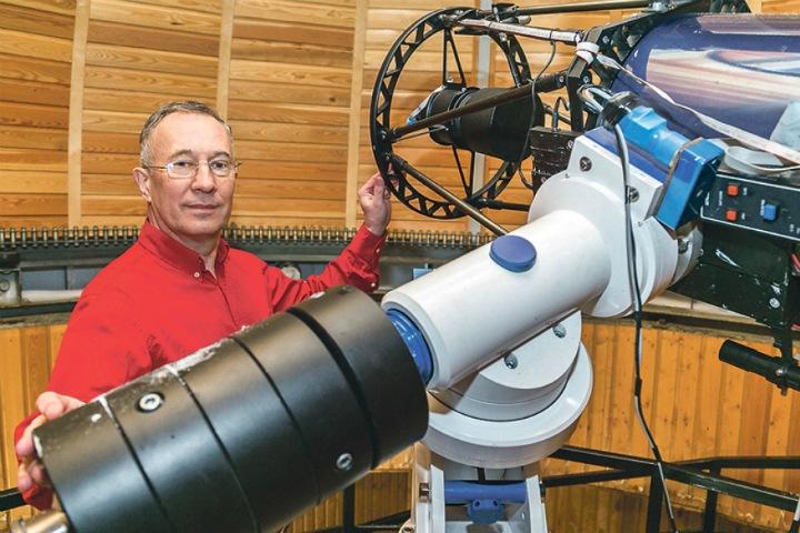 Как директор новосибирского планетария создал научный музей: с чего начиналось «дело Масликова»