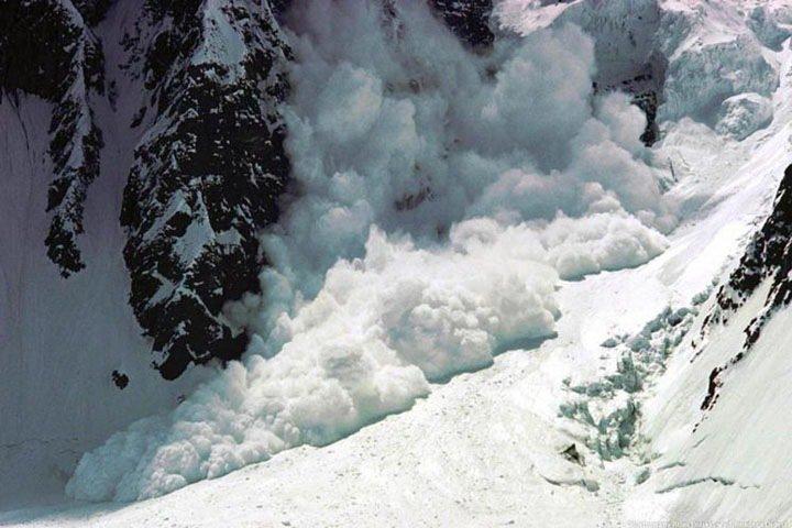 МЧС предупредило о сходе лавин в Красноярском крае