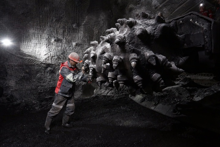 Кузбасс побил рекорд добычи угля
