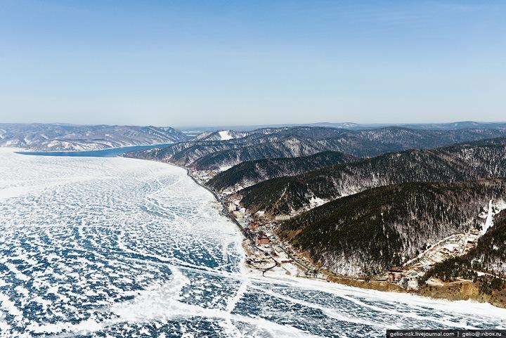 Эксперт о нацпроекте «Экология»: это борьба со следствием антропогенной нагрузки на Байкал, но не с ее причинами