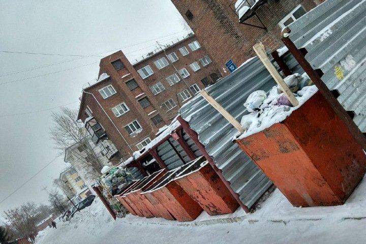 Новосибирское правительство пообещало региону восемь новых свалок