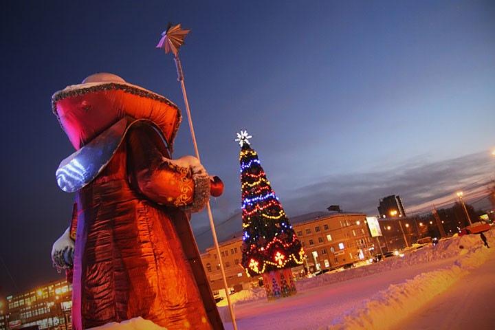Аномальные морозы к Новому году уйдут из Западной Сибири