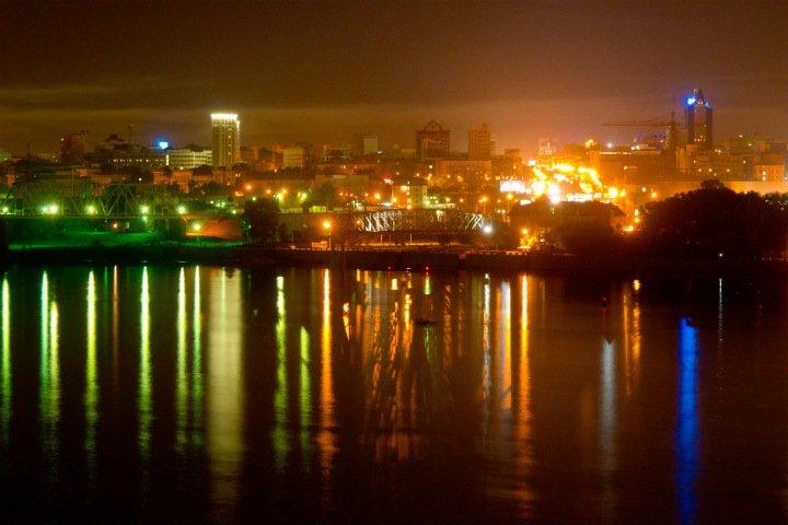 Чем световое загрязнение мешает жителям сибирских городов