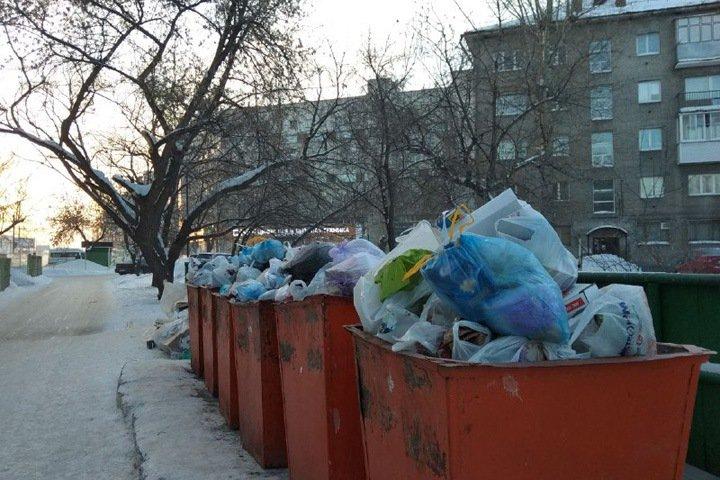 Горсовет Бердска не решился просить Травникова снизить тарифы на вывоз мусора