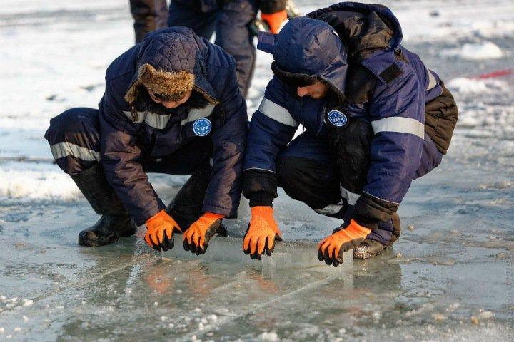 Аномально прочный лед нашли в Арктике российские ученые