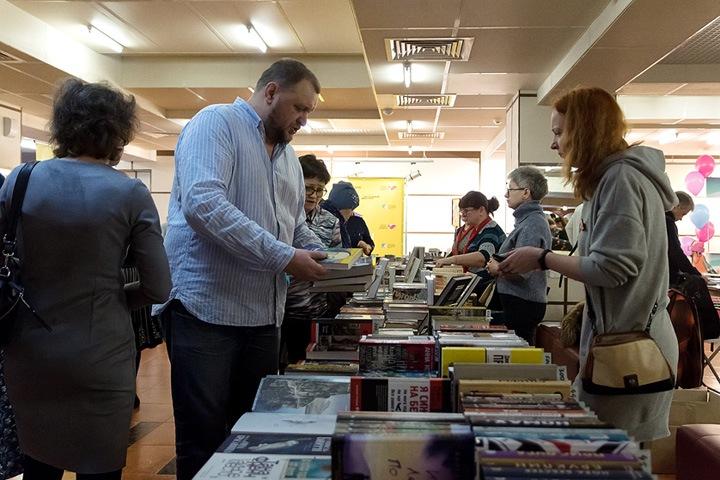 Литературный фестиваль «День книги» прошел в Бердске