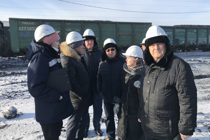 Кузбасские депутаты оценили меры экологической защиты разреза «Кийзасский»