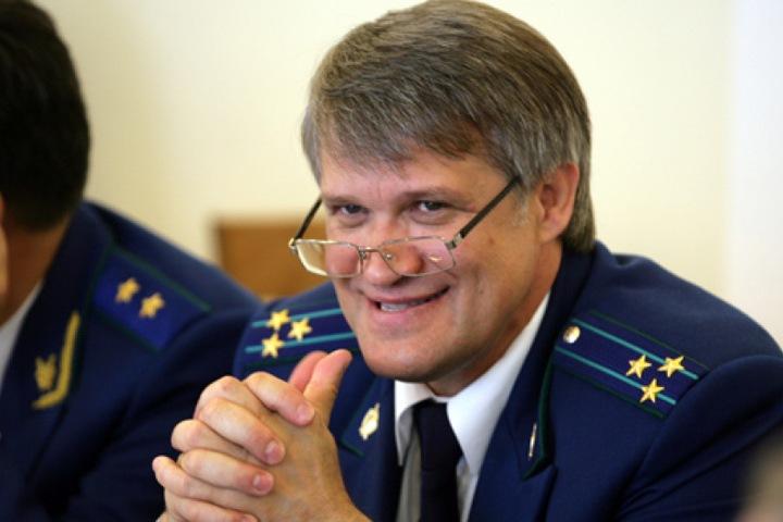Путин назначил прокурора Новосибирской области