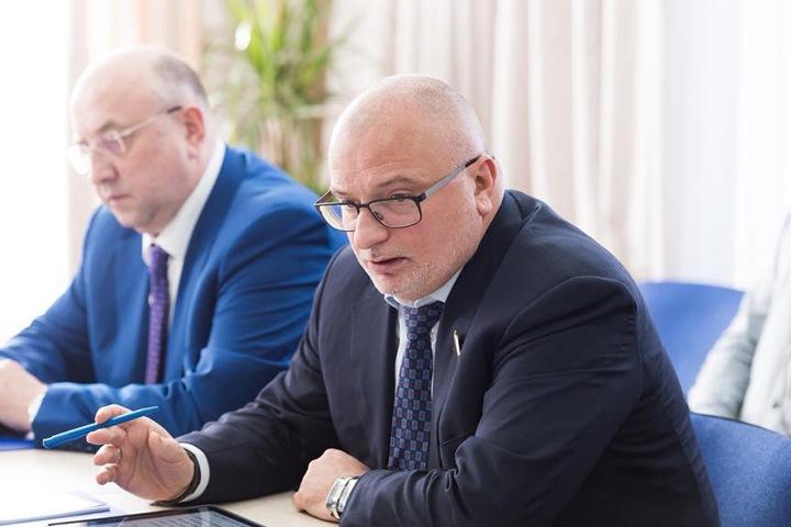 Петиция об отставке красноярского сенатора Клишаса появилась в интернете