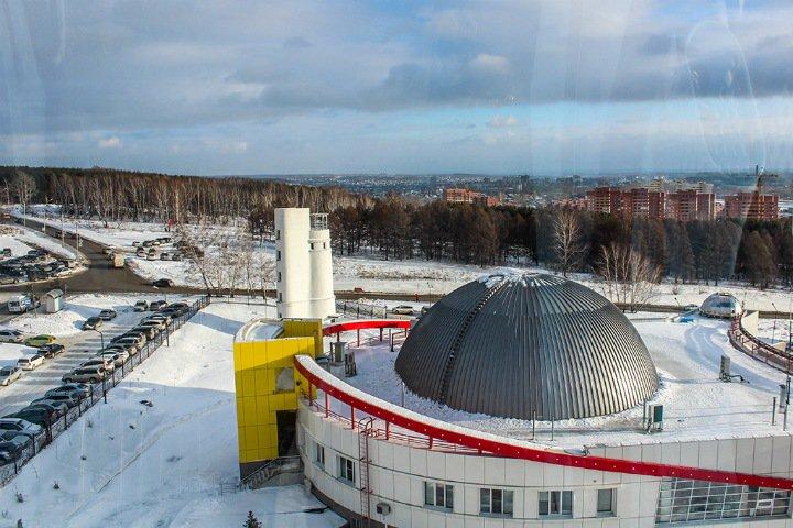 Трудная судьба планетариев в Сибири