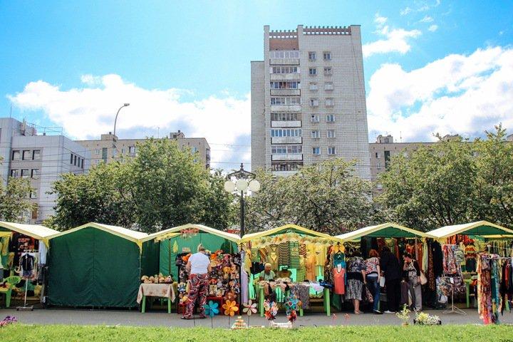 Новосибирские власти пришли в «легкий ужас» от законопроекта о возвращении торговых палаток
