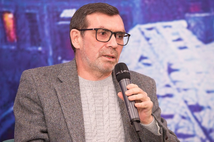 Автор «Тотального диктанта — 2019» Павел Басинский: «Писатель думает, что он пуп земли»