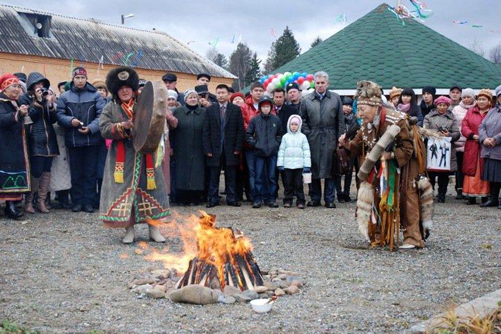 Цивилёв создает совет малочисленных народов Кузбасса