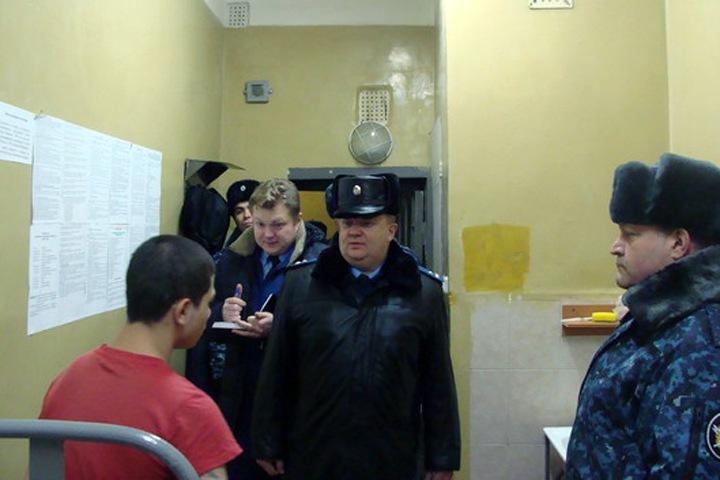 Заключенные томского СИЗО пожаловались на превышения полномочий при задержании