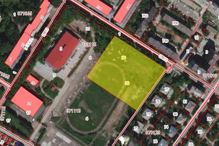Мэрия разрешила застроить стадион в Новосибирске