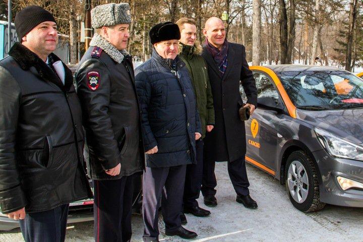 СК завел уголовное дело на экс-главу новосибирской ГИБДД Штельмаха