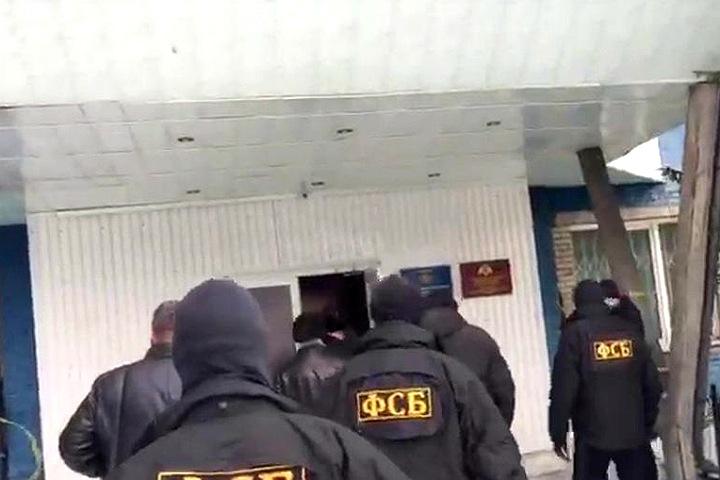 Спецназ штурмовал бердскую полицию. Задержан главный следователь