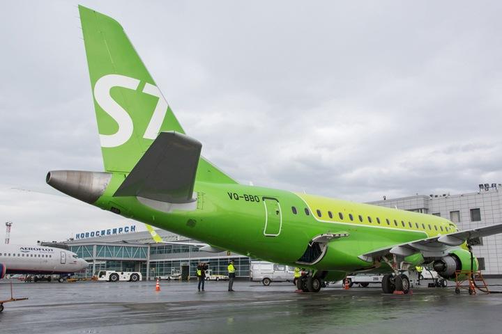 S7 Airlines запускает рейсы из Новосибирска в Новокузнецк