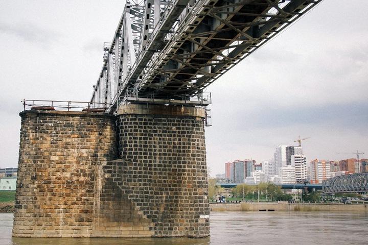 Конкурс на подготовку площадки под четвертый мост Новосибирска отменен