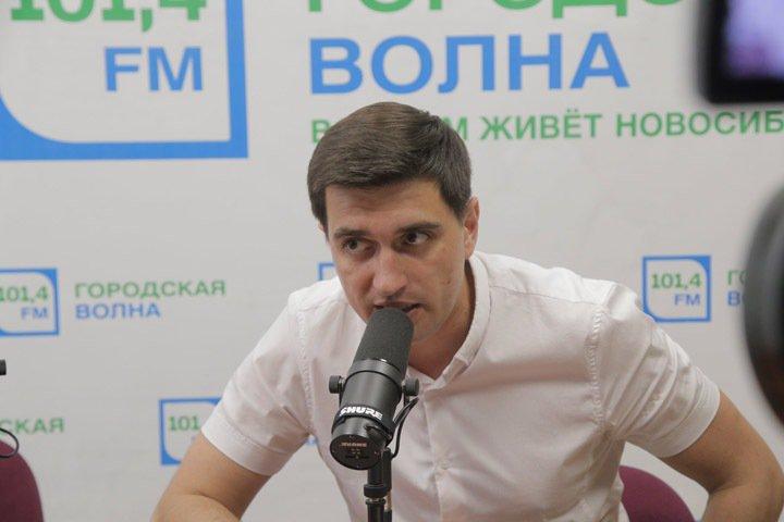 Пресс-секретарь Локтя стал замглавы Первомайского района по экономике