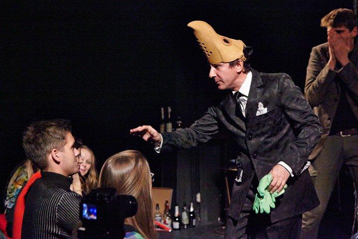 Новосибирские театры обсудят свои постановки на немецком