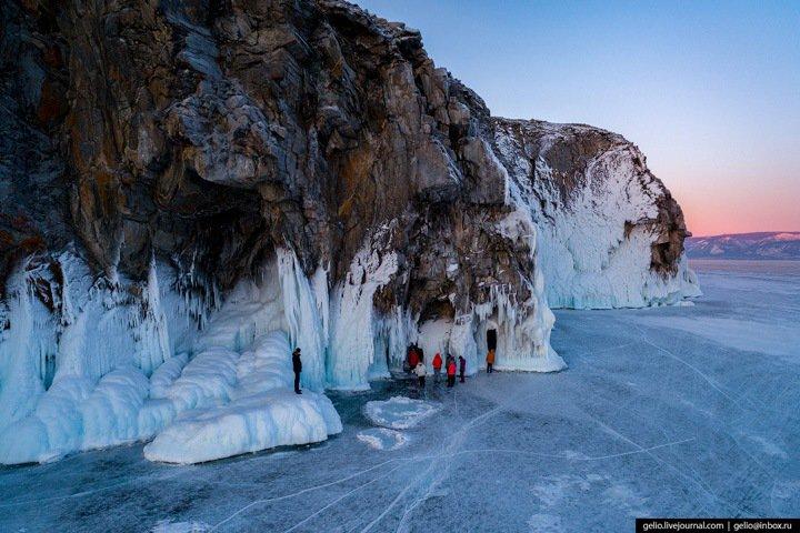 Иркутские власти отмечают двукратный рост потока интуристов на Байкал